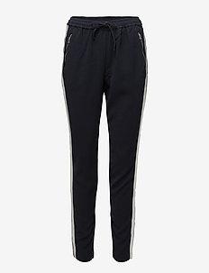 Denton pants - casual bukser - navy sky