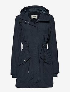 Ellen jacket - NAVY SKY