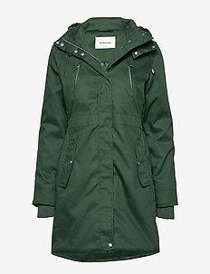 Heaven coat - parkacoats - empire green