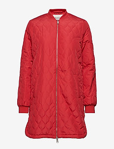 Lauritz jacket - APPLE RED