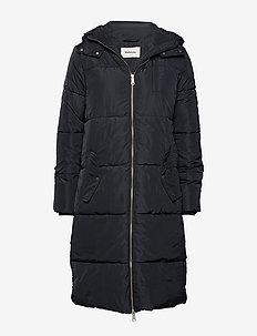 Phoebe jacket - vinterfrakker - black