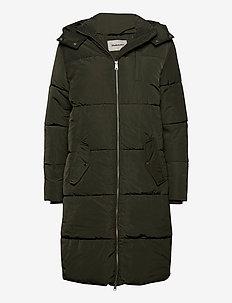 Phoebe jacket - dunkappor - dark army