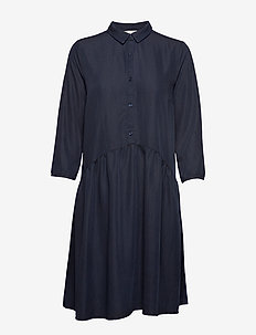 Remee dress - NAVY SKY
