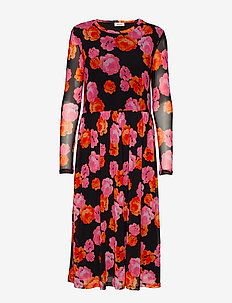 Ray print dress - DARCEY ROSE