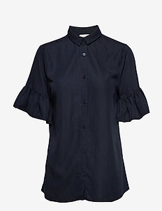 Remee shirt - NAVY SKY