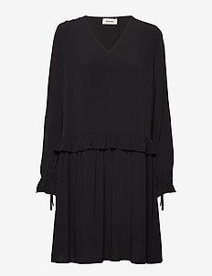 Silo dress - BLACK