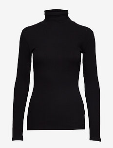 Orson rollneck - BLACK