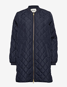 York jacket - NAVY SKY