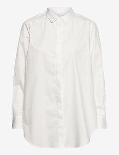 Arthur shirt - långärmade skjortor - off white
