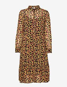 Annabelle print dress - FLOWER MIX