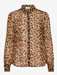 Annabelle print shirt - FLOWER MIX