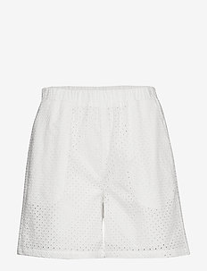 Christin shorts - casual szorty - off white