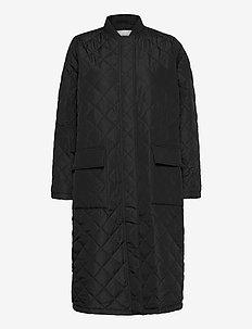 Debbie Jacket - wyściełane kurtki - black