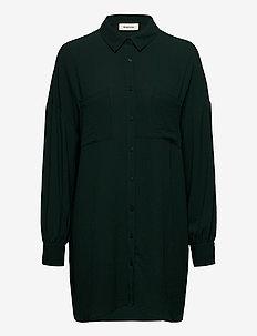 Forest shirt - tunikor - empire green