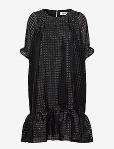Genzi dress - hverdagskjoler - black