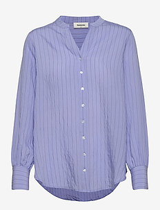 Hagrid shirt - overhemden met lange mouwen - cosmic stripe