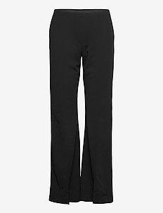 Hydda pants - casual broeken - black