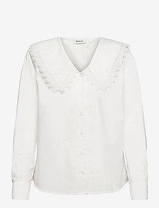 Hemera shirt - blouses met lange mouwen - off white