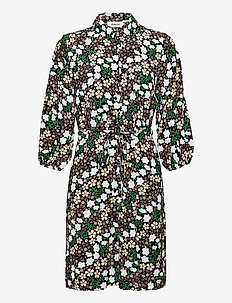 Harlow print dress - alledaagse jurken - blossom field