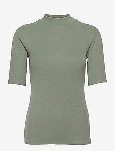 Krown t-shirt - t-shirts - sea green