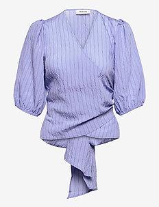 Hagrid top - blouses met lange mouwen - cosmic stripe