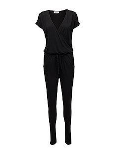Santos jumpsuit - BLACK