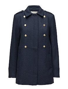Bella jacket - NAVY SKY