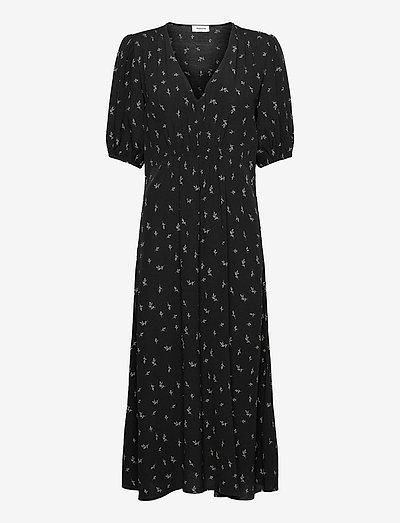 Idalina print dress - sommerkjoler - irish bloom