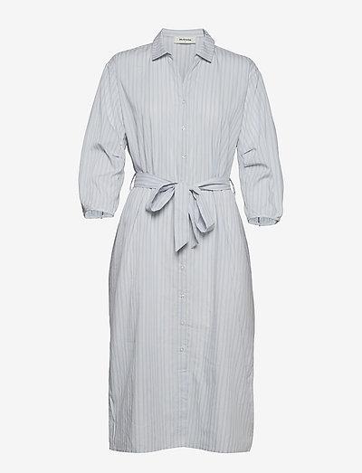 Jasleen dress - summer dresses - blue stripe