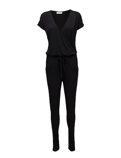 Santos jumpsuit - BLACK