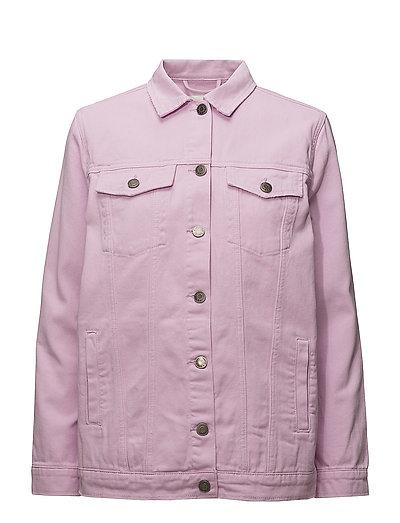 Elroy jacket - BALLET PINK