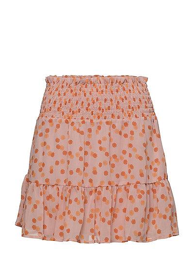 Galia print skirt - ROSE