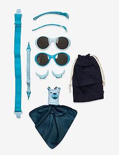 MO8002 Click&Change 0-2 år, 2 in 1 - solbriller - blue