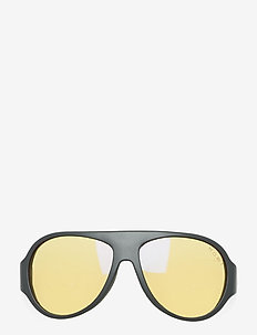 ScreenSafe MO8016 Mokki Click&Change Glasses Gray - solbriller - grey