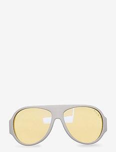 ScreenSafe MO8017 Mokki Click&Change Glasses white - solbriller - white