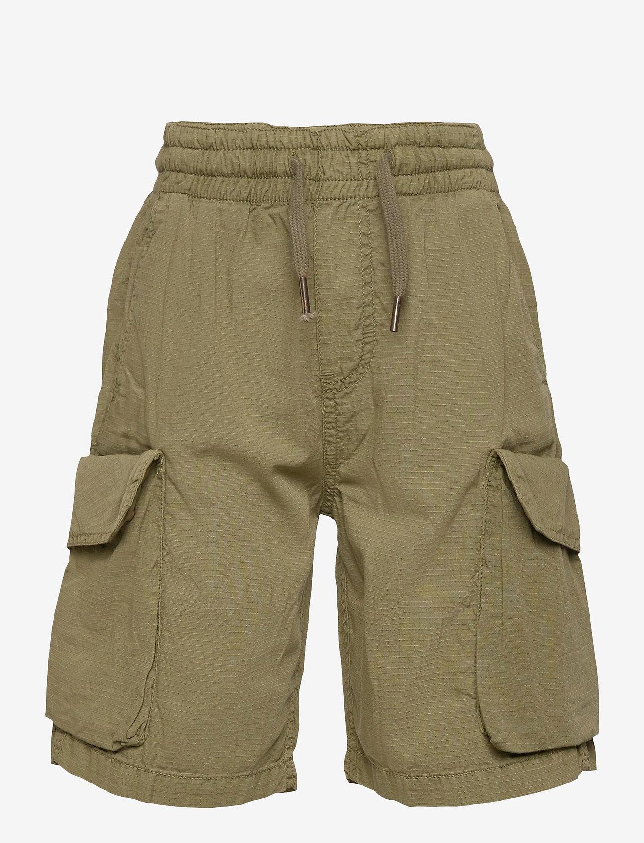 Molo - Argod - shorts - vegetation - 0