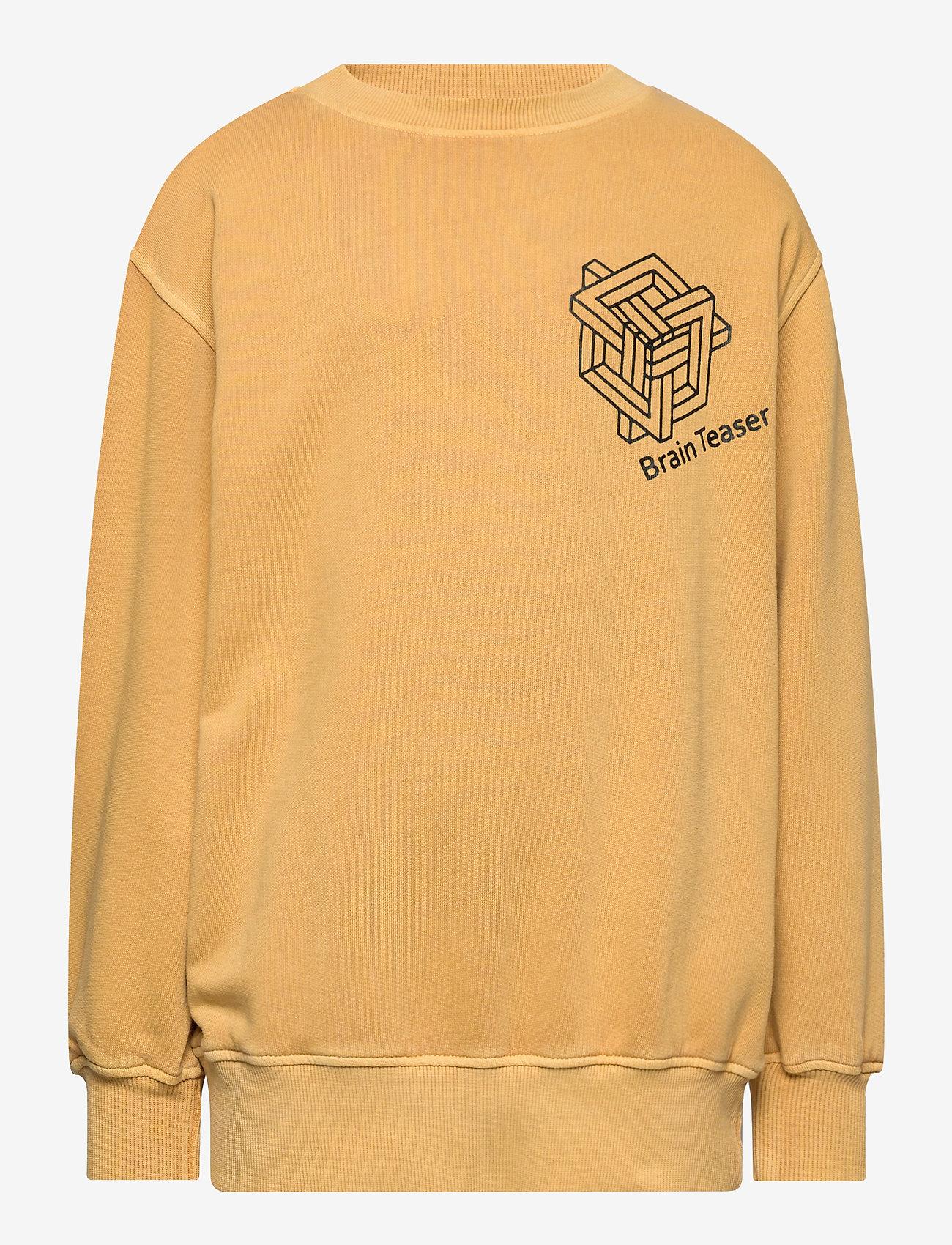 Molo - Mattis - sweatshirts - ancient gold - 0