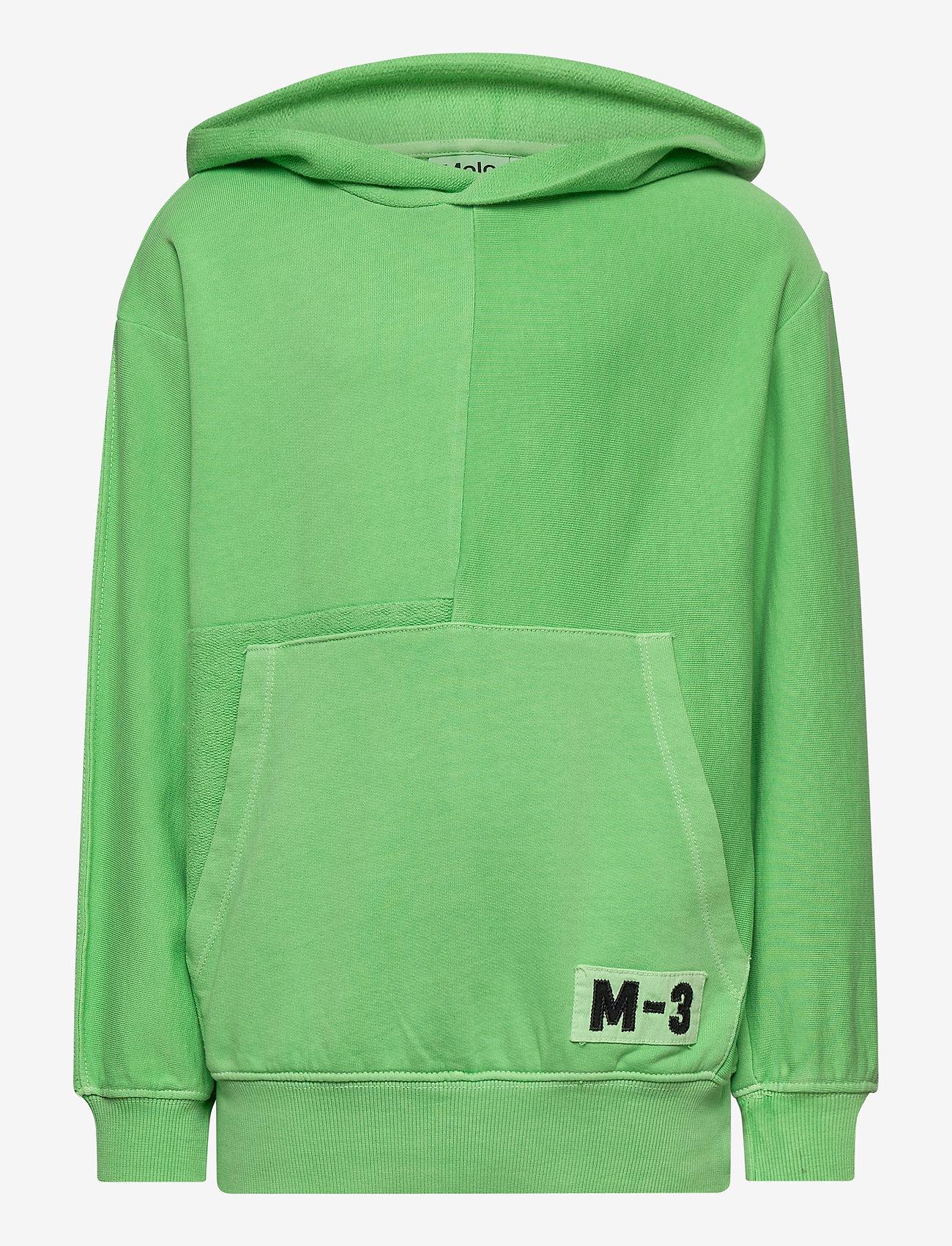Molo - Meqo - hoodies - future green - 0