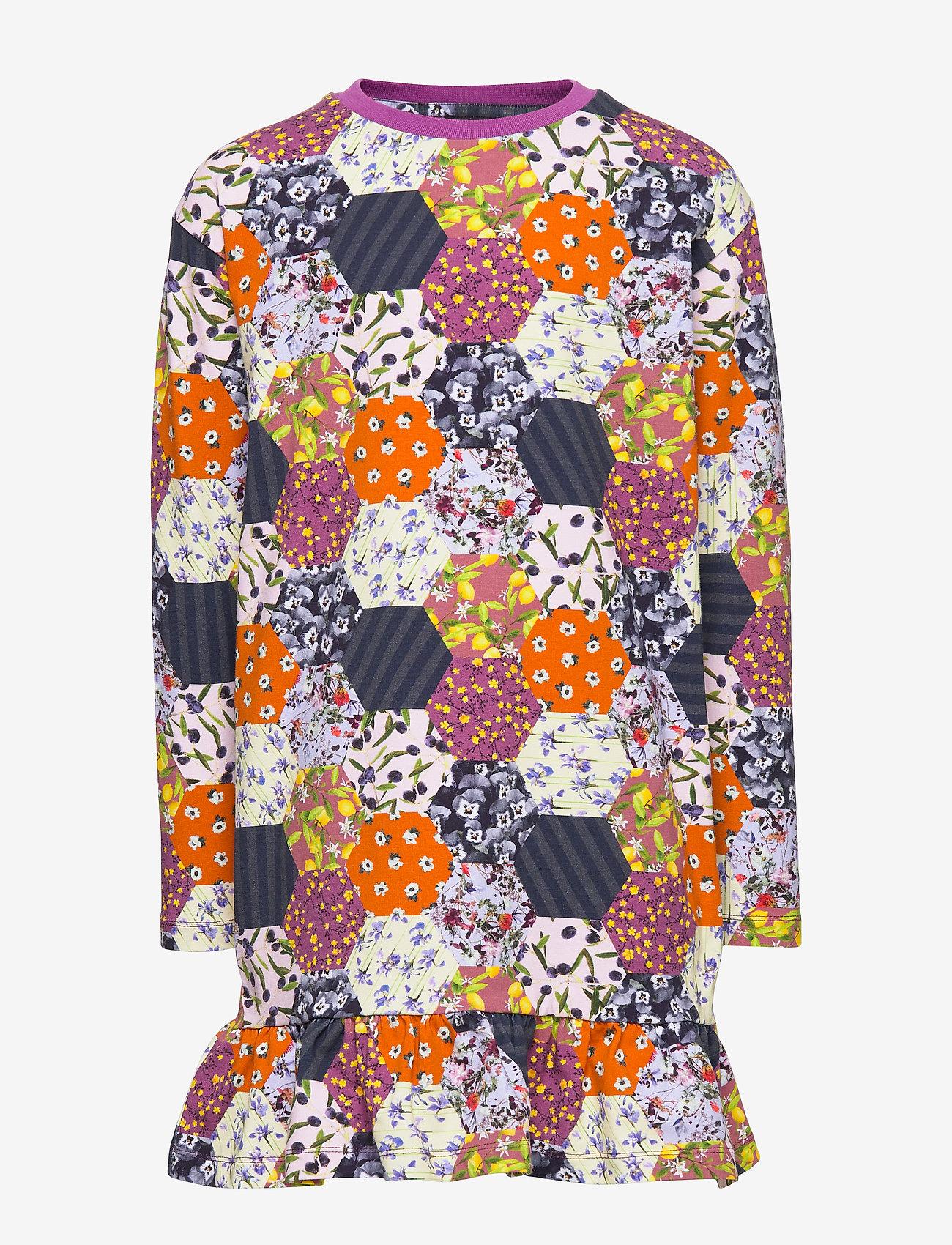 Molo - Caras - dresses - patchwork - 0