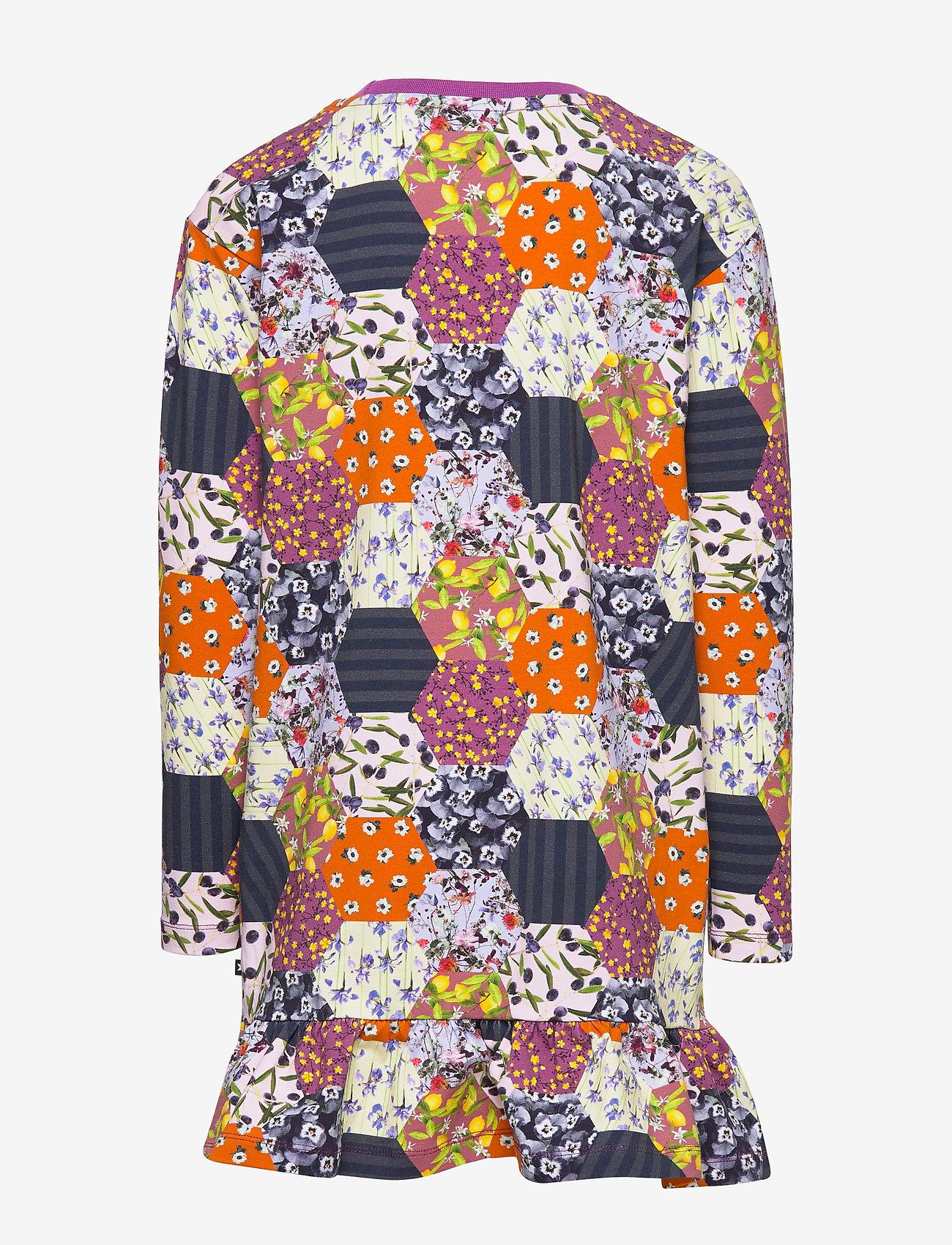 Molo - Caras - dresses - patchwork - 1