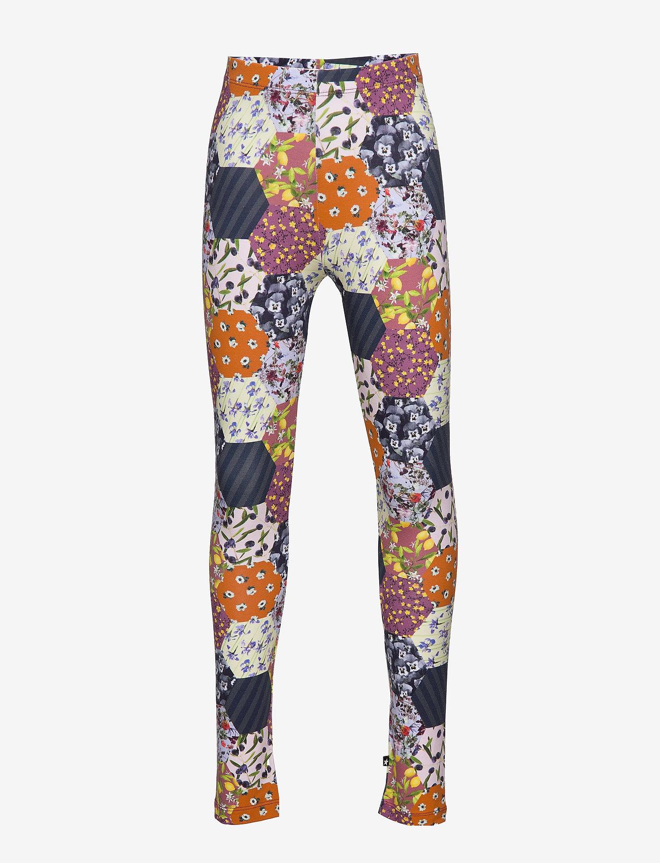 Molo - Niki - leggings - patchwork