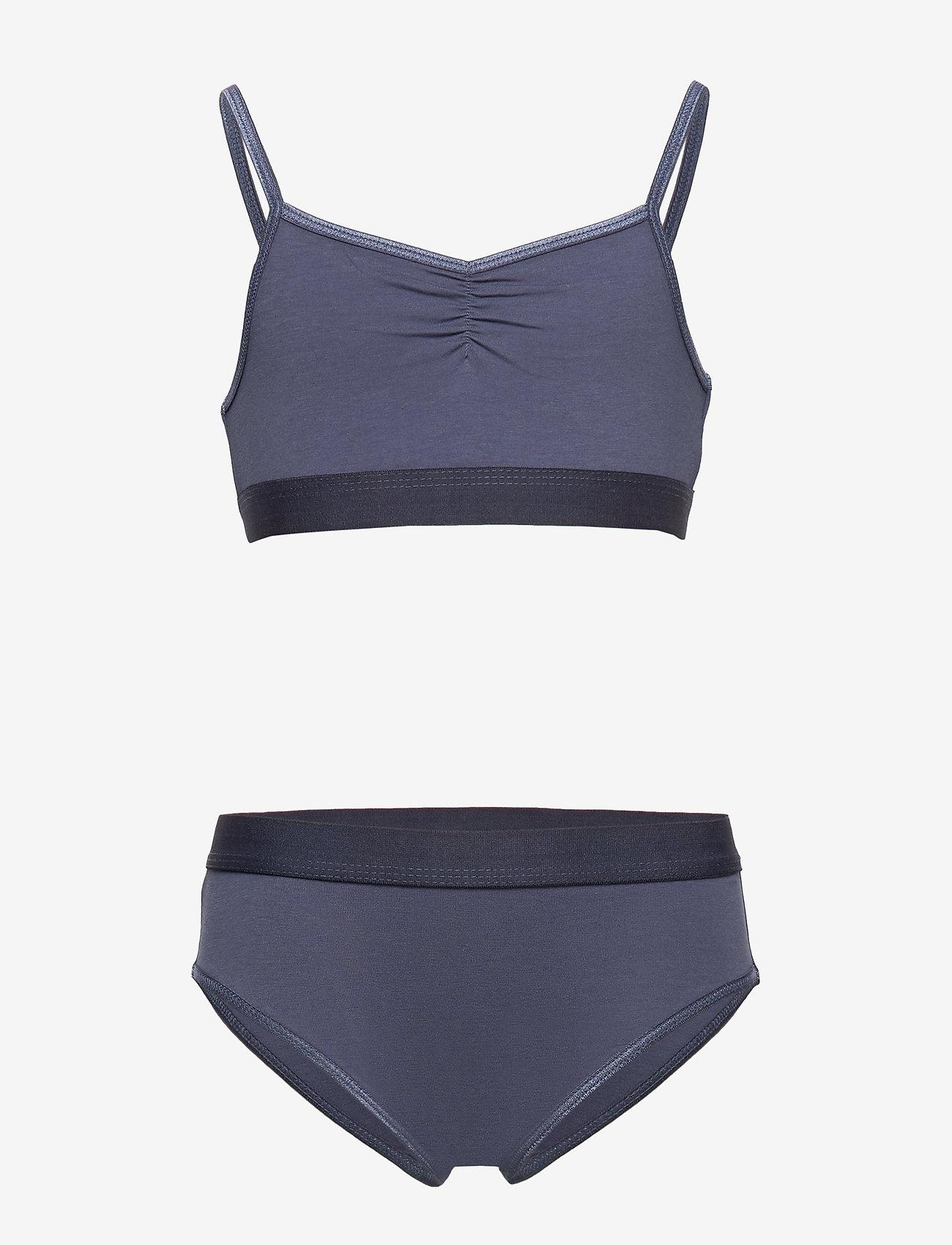 Molo - Jinny - underwear sets - shadow blue - 0