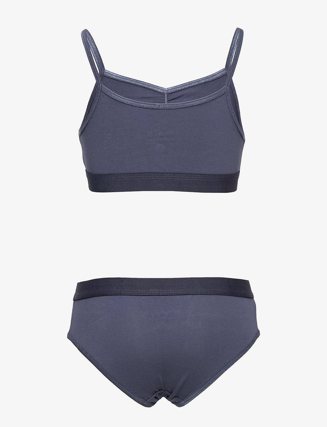Molo - Jinny - underwear sets - shadow blue - 1