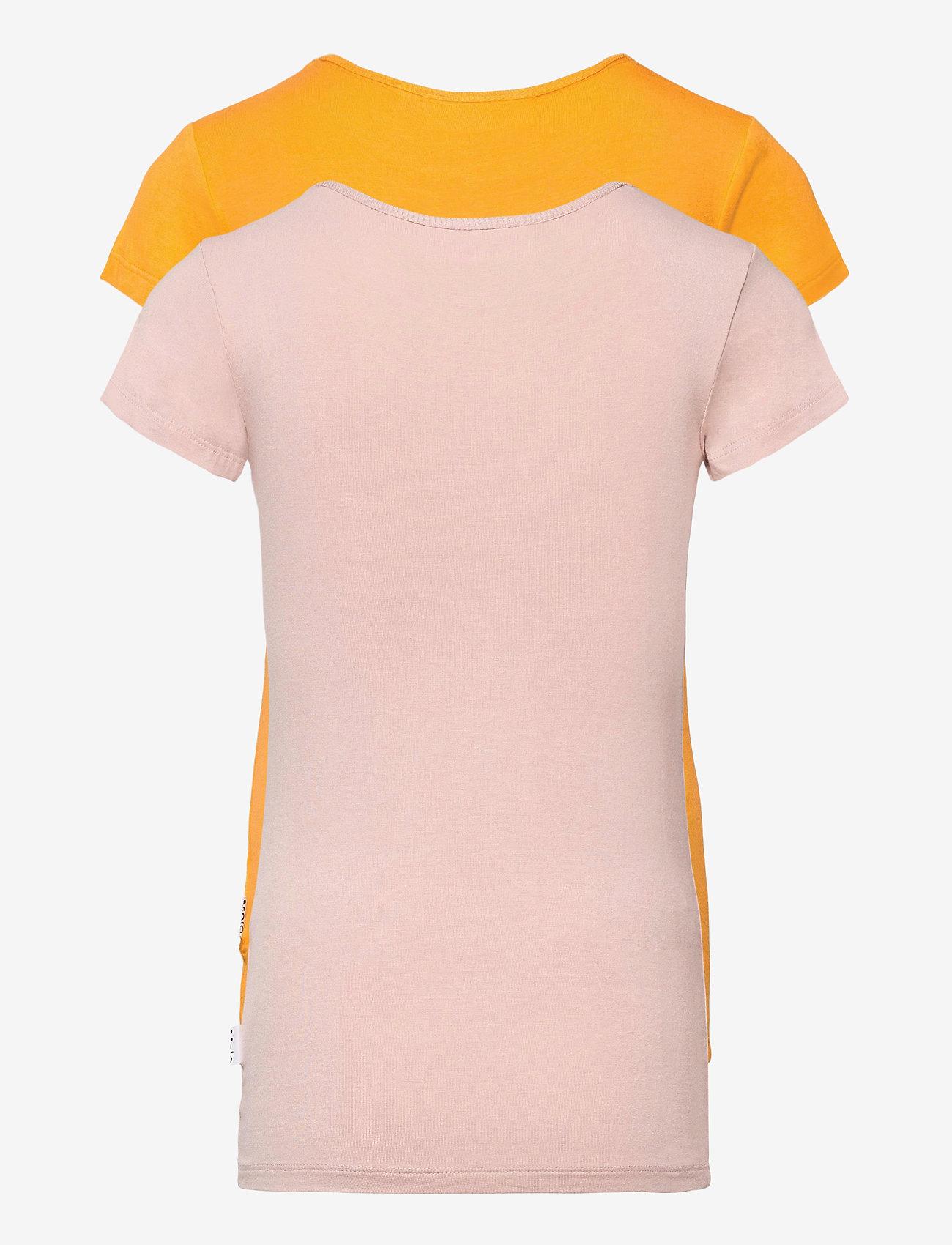 Molo - Rasmine 2-Pack - kortærmede - tangerine blush - 1
