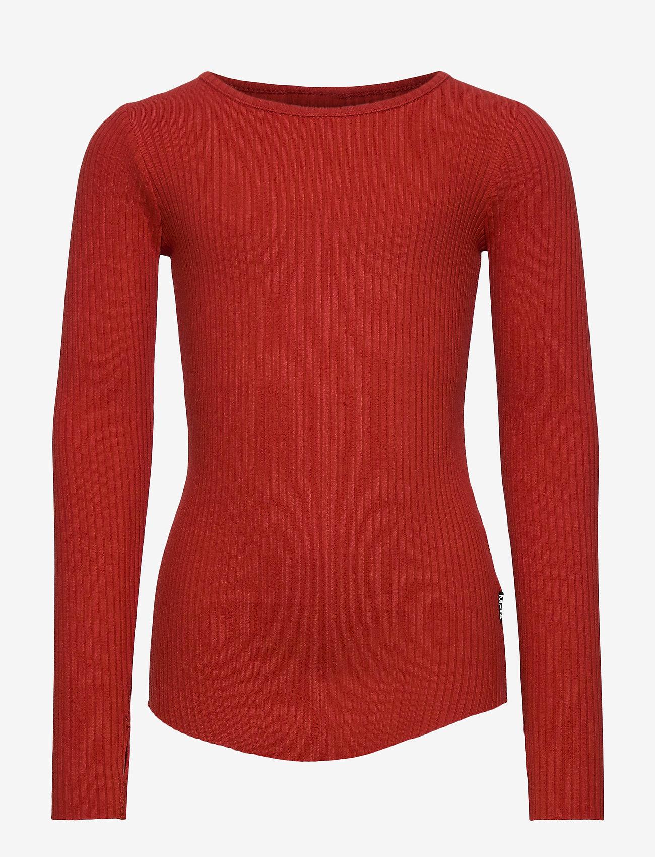 Molo - Rochelle - langærmede t-shirts - bossa nova - 0