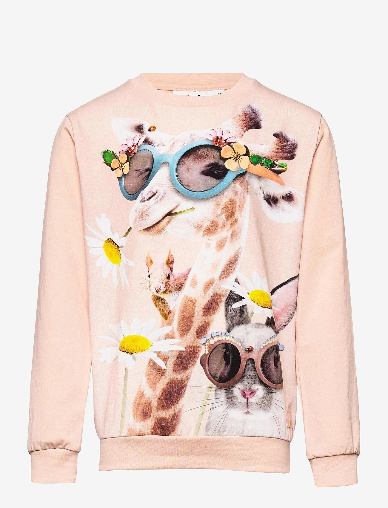 Molo - Regine - sweatshirts - silly friends - 0
