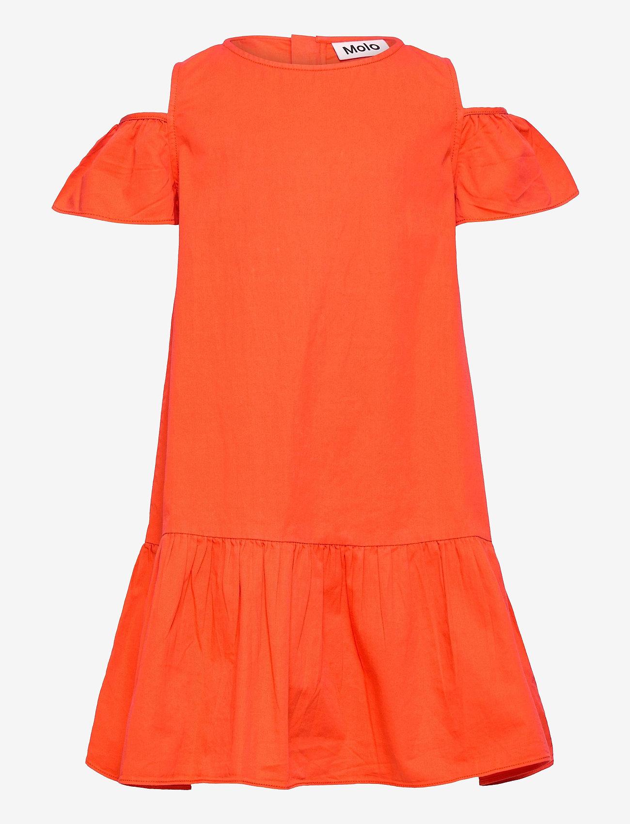 Molo - Calanthe - jurken - poppy - 0