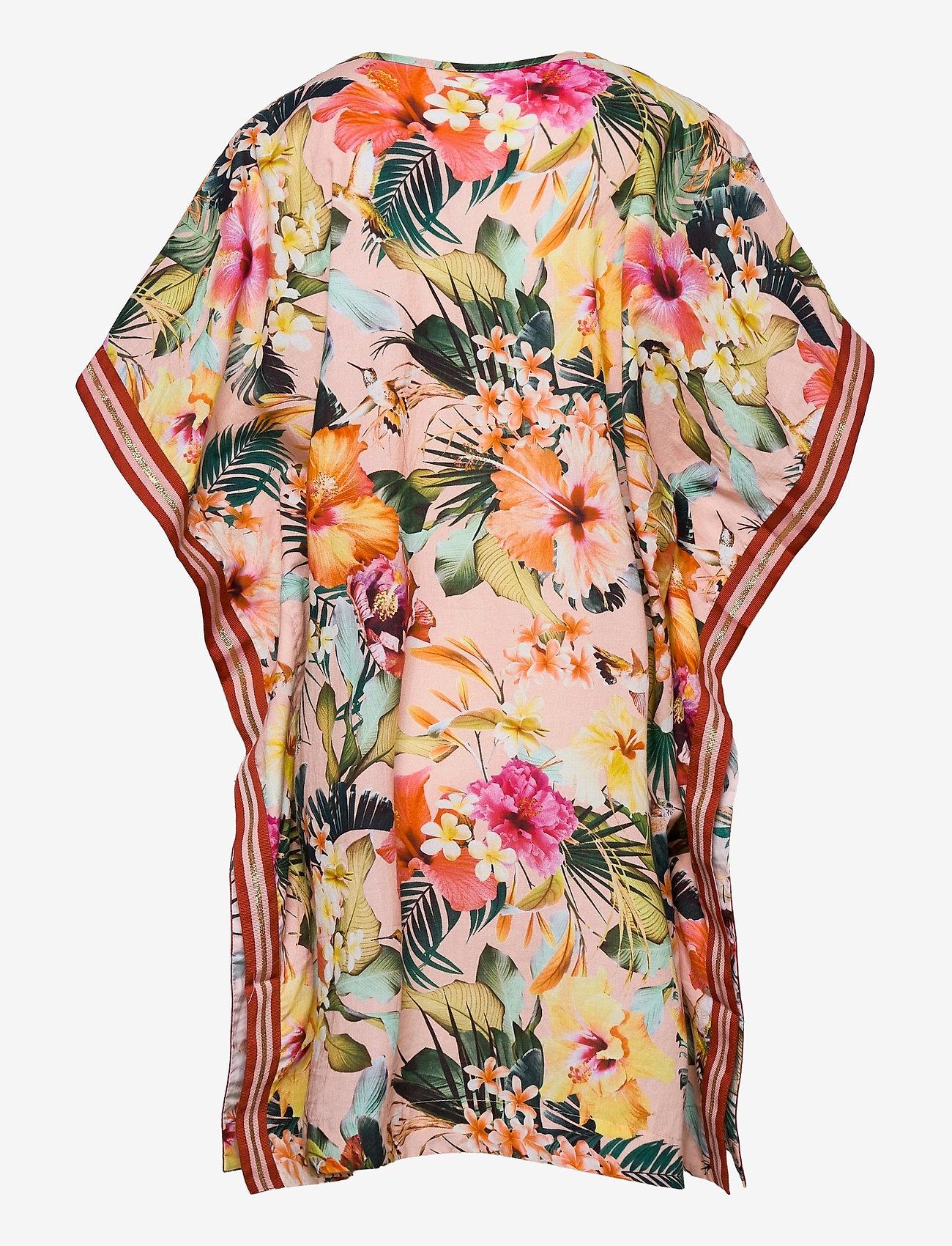 Molo - Corliss - kleider - big hawaiian flowers - 1