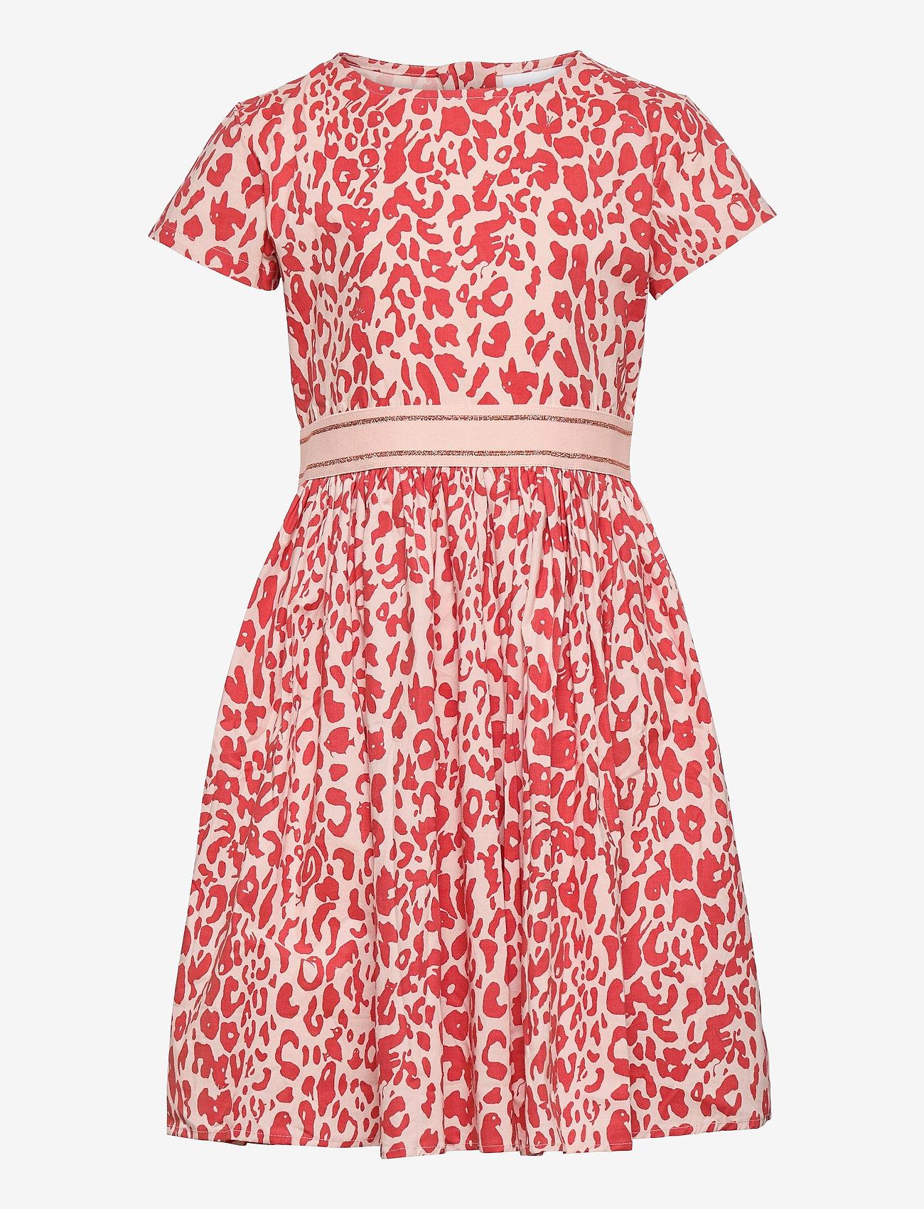 Molo - Candy - kjoler & nederdele - rose leopard - 0
