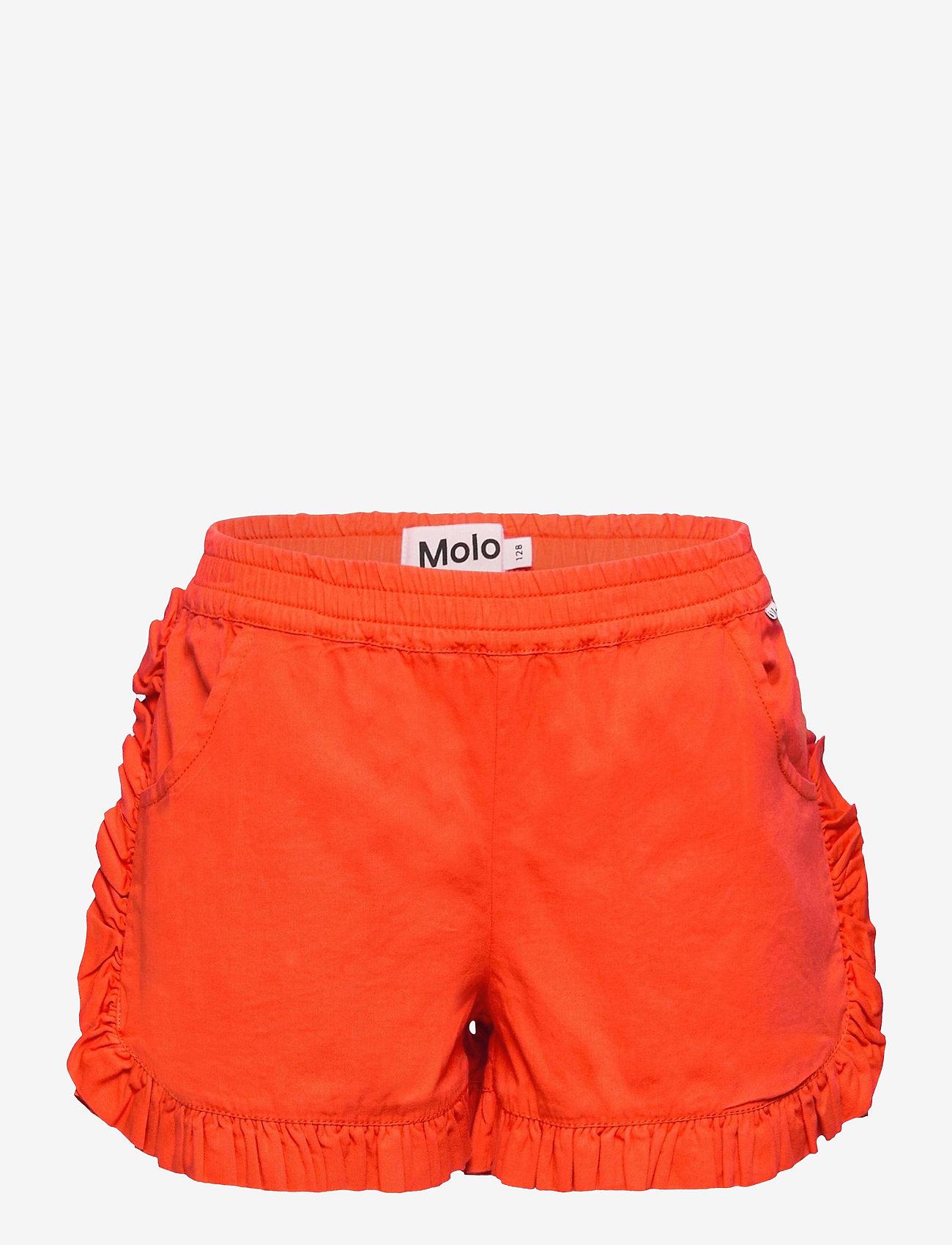 Molo - Acacia - shorts - poppy - 0